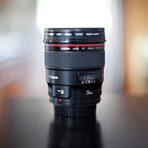 Lens series: Canon 24mm 1.4 review