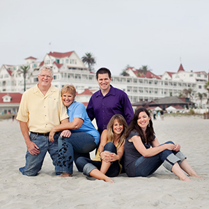 Coronado Family Portraits
