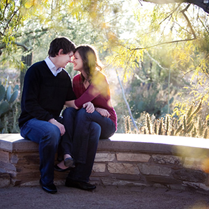 Rachel & Tanner's Engagement Shoot