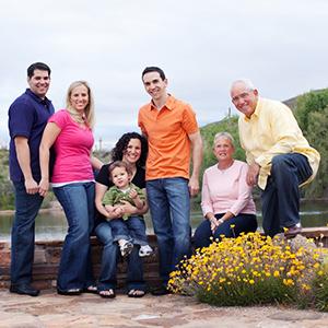 Kleiman Family Portraits