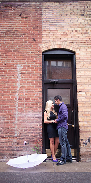 Jay & Jessica's Engagement Shoot