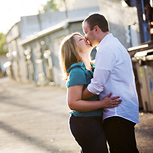 Adam & Elizabeth's Engagement Shoot
