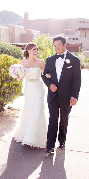 Reed & Taylor - Four Seasons Wedding
