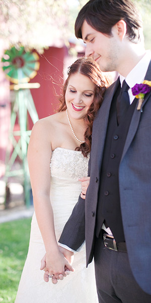 Associate Wedding -- The Windmill Winery