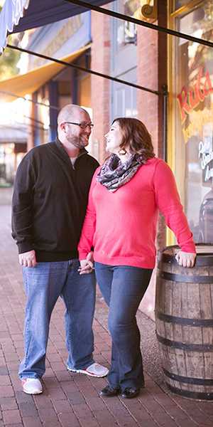 Jake & Andrea's Engagement Shoot