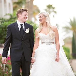 John & Kaitlyn -- Montelucia Wedding