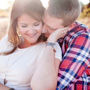 Associate Engagement Shoot -- Papago Park