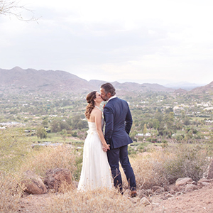 Andrew & Stephanie -- Sanctuary on Camelback