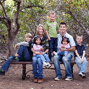Swanson Family Portraits