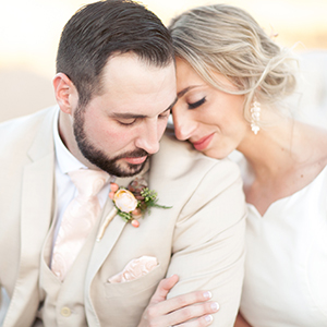 Romantic Desert Wedding at The Paseo