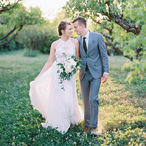 Orchard Wedding Inspiration at Agritopia