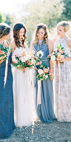 Spring and Summer Bridesmaid Style Inspiration