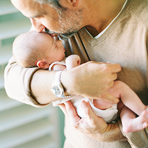 Baby Tessa -- Newborn Lifestyle Photos