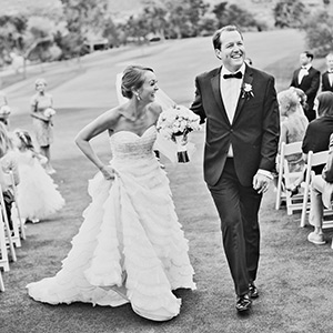 Elegant Paradise Valley Country Club Wedding