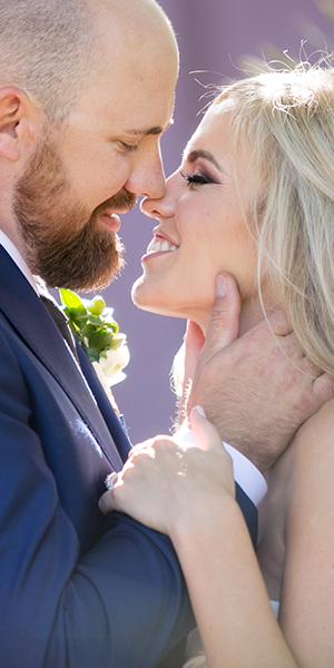 Intimate Backyard Wedding in Scottsdale