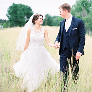 Romantic Denver Wedding