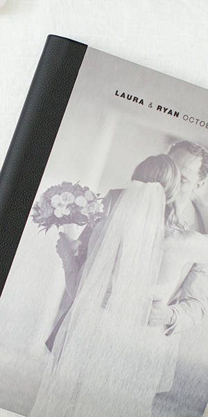 Laura & Ryan's Album Design