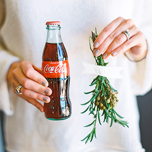 Holiday Photos for Coca-Cola