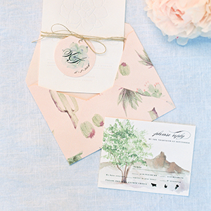 Four Seasons Wedding Featured on Style Me Pretty