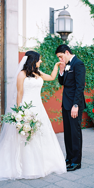 Romantic Floral wedding at Scottsdale Montelucia