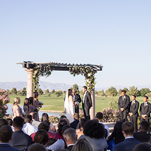 Lovely Encanterra Country Club Wedding