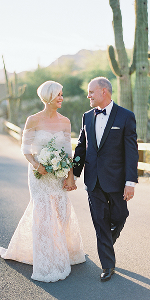 Family-Centric Wedding at Paradise Valley Country Club