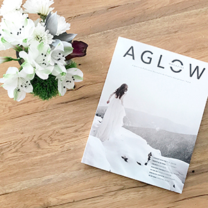 My Home Featured in Aglow Magazine