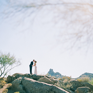 Troon North Golf Club Wedding in Scottsdale