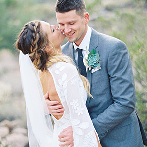 Sweet Boho Wedding at the Sanctuary on Camelback