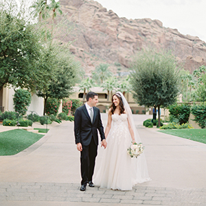 Lovely Omni Montelucia Wedding