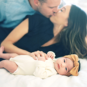 Baby Milai -- Newborn Lifestyle Photos