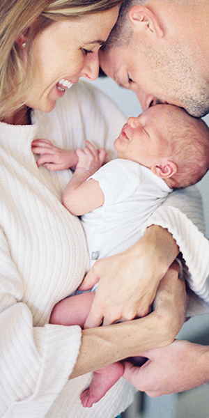 Baby Landon -- Newborn Lifestyle Photos