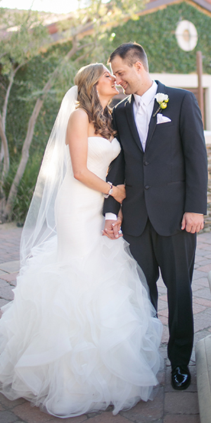 Blush Scottsdale Wedding at Sassi