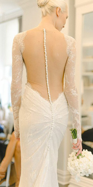 Trends for 2015 from Bridal Fashion Week