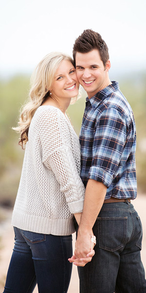 Dreamy Desert Engagement Session in Scottsdale