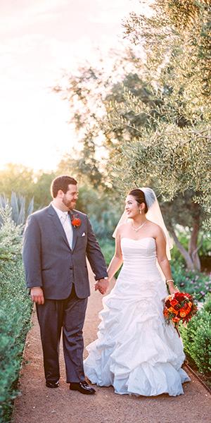 Fergus & Amanda -- El Chorro Wedding