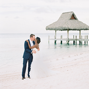 Dominican Republic Wedding Featured on Style Me Pretty