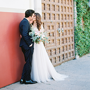 Stunning Omni Montelucia Wedding