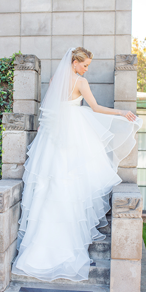 Timeless Navy & Cream Wedding at Arizona Biltmore