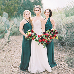 Favorite Vendor Spotlight: Bella Bridesmaids in Scottsdale
