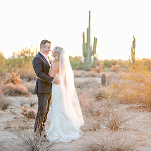 Rustic Barn Wedding at Desert Foothills