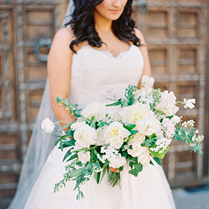 Garden-Inspired Wedding Featured on Style Me Pretty