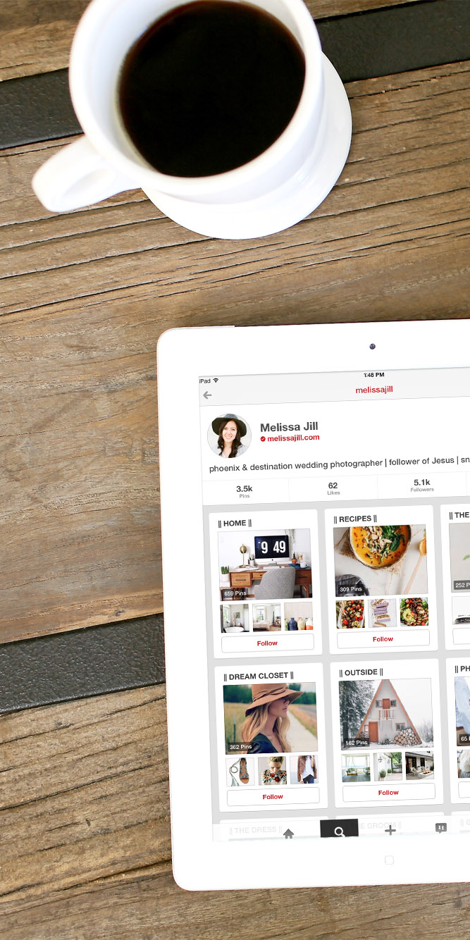 The #1 thing I've done to generate clients through Pinterest