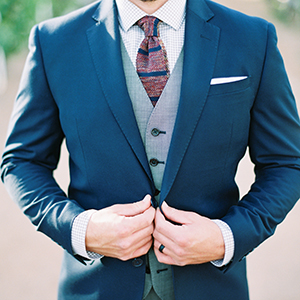 Groom's Style - Beyond the Black Tux