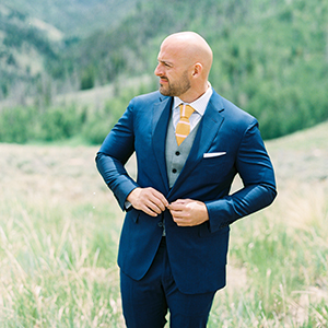 Groom's Style: A Six-Step Process
