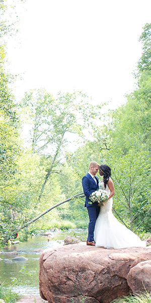 Glamorous Sedona Wedding
