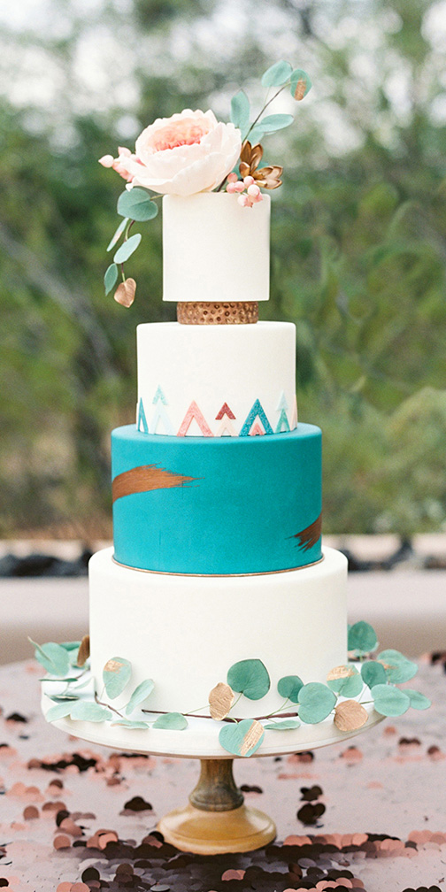 Wedding Cake Tips & Trends from the Experts