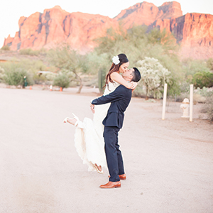 Picturesque Outdoor Wedding at The Paseo