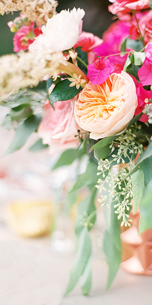 Expert Centerpiece advice from Arizona Wedding Florists