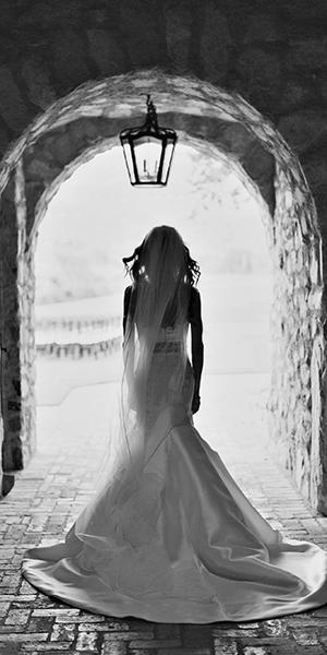 Romantic SIlverleaf Wedding